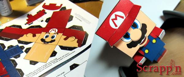 Super Mario Cube
