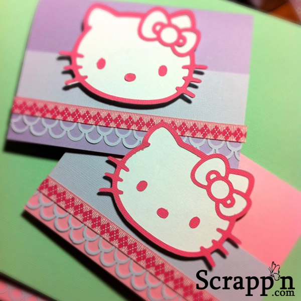 Hello Kitty Cards