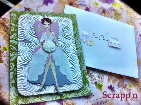Bridal Shower Card